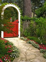 Small Picture 518 best Beautiful Garden Gates images on Pinterest Windows