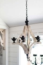 distressed wood cream chandelier everestrubbermulch com home mulch landscape