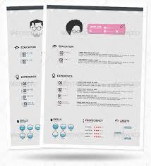 49 creative resume templates hloom com creative resume template cute resume templates