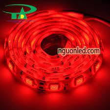 Đèn led dây, led dây dán 5054 màu đỏ, loại tốt, siêu sáng, giá rẻ