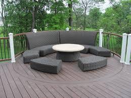 Small Deck Designs Backyard Stunning Curved Deck Designs Deck Contractor Amazing Decks