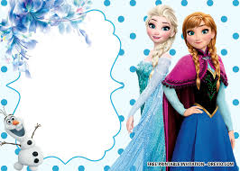 Choose from thousands of designs or create your own. Free Printable Frozen Anna And Elsa Invitation Templates Download Hundreds Free Printable Birthday Invitation Templates