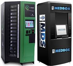 Medbox Vending Machine Extraordinary Pot Vending Machines Coming To Colorado Good Idea Bad Idea