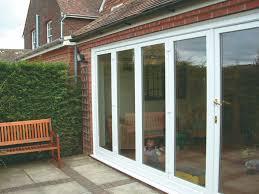 tri fold sliding glass doors exterior glass bifold doors folding patio doors