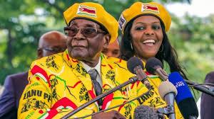 University Grace ' Vc Mugabe Phd 'fake Edge 's Over Arrested Zimbabwe 7FR4nxUWR