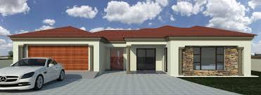 3 Bedroom House Plan With Double Garage 2 Plans ...