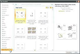 Flashcards Template Word Flashcard Template Free Microsoft Word Anekanta Info