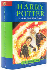 book 6 harry potter