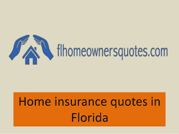 Quotes About Florida Simple Home Insurance Quotes Florida