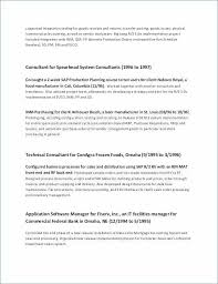 Resume For Financial Analyst Fascinating Financial Analyst Resume Sample Lovely Resume For Financial Analyst