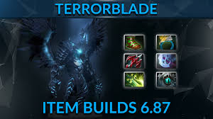 terrorblade item builds dota 2 hero guide gameleap youtube