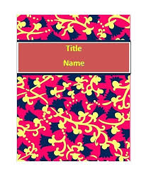 create binder cover free printable binder covers create your own cover online templates