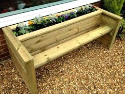 planter benches planter benches arm rest big planter benches planter box benches planter box benches plans
