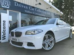BMW 3 Series bmw 535d price : Used Bmw 5 Series Saloon 3.0 535d M Sport 4dr in Reading ...