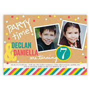 Design Your Own Birthday Party Invitations Kids Birthday Invitations Kids Birthday Party Invites Shutterfly