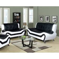 Living Room Sofa And Loveseat Sets Latitude Run Algarve Leather Sofa And Loveseat Set Reviews Wayfair