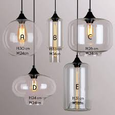 Clear Glass Pendants Lighting Options Clear Glass Pendants Lighting
