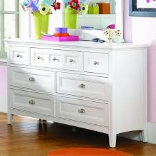 white kids dresser. Magnussen Kenley 7 Drawer Dresser In White Finish Kids 6