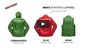 2018 men s farnsworth ellis and spike synthetic jackets and vest on vimeo