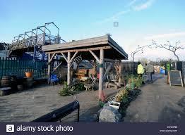 eastside roots a community garden centre by stapleton road train station bristol uk