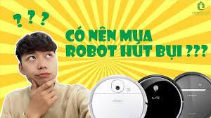Robot Hút Bụi là gì? Có nên mua Robot Hút Bụi Lau Nhà không???