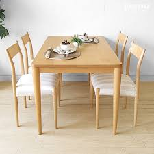 maple wood dining room table. amount depends on size, choose paint custom table hard maple wood natural simple design solid dining libero-hm (* chairs sold room g