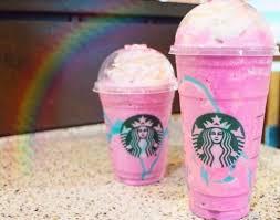starbucks cotton candy frappuccino tumblr. Wonderful Starbucks 365daysofwhitegirl For Starbucks Cotton Candy Frappuccino Tumblr
