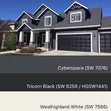 Tricorn Black Sherwin Williams Sherwin Williams Paint Colors Cyberspace 7076 Tricorn Black 6258