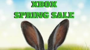 Spring Sale Auf Xbox Spieler Warten Rabatte Von Bis Zu 85 Prozent