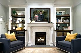 modern living room fireplace living modern living space design idea with two sided corner fireplace also