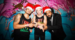 HEAR NEW MAJOR LAZER MATERIAL ON MAD DECENT'S 'A VERY DECENT ...