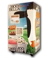 Moobella Vending Machine Cool Moo Bella New England Machine Offers Custommixed Ice Cream From