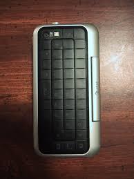 motorola backflip. back of a backflip cell phone, showing keyboard, camera and led flash. motorola