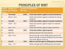 Mmt Chart Image Result For Manual Muscle Testing Chart Muscle