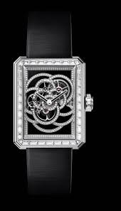 baselworld 2017 chanel première camélia skeleton watch