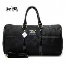 Quick View · Coach Luggage Bags Bleecker Monogram In Signature Large Black  Outlet Sale VIP Shop ...