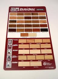 Flow Control Valves Duraseal Stain Colors