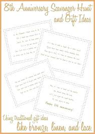 lace gift ideas anniversary gifts for her such fun and creative love incorporating traditional 13th wedding