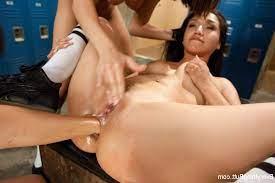 Lesbian Asian Anal Fisting