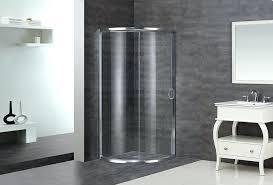 round shower enclosure inch x inch x inch round bypass semi round shower enclosure