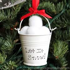 50+ Homemade Christmas Ornaments for Your Tree