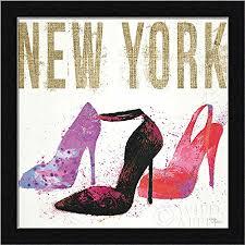 buy moda splash ii light wellington studio new york high heel shoes framed art print picture wall decor in cheap price on m alibaba  on shoe wall art high heels with buy moda splash ii light wellington studio new york high heel shoes