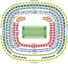 Stubhub Soldier Field Seating Chart Los Angeles Chargers Tickets Stubhub Center Nfl Rad