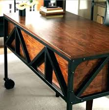 industrial style office desk. Industrial Office Furniture Style Desk Tremendous .