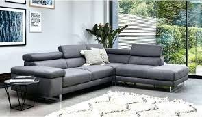 corner chaise sofa corner chaise sofa with adjule headrest on corner right 3 units corner couch