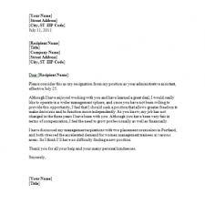 example of teacher resignation letter resume layout 2017 format for resignation letter