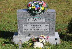 Myrtis Noreen Smith Gavel (1925-2003) - Find A Grave Memorial