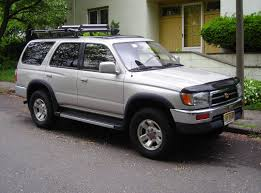 1997 Toyota 4Runner - Information and photos - ZombieDrive