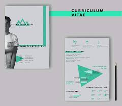 Cool Resume Templates Magnificent 60 Beautiful Free Resume Templates For Designers