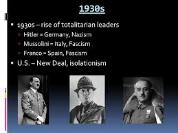 totalitarian leaders